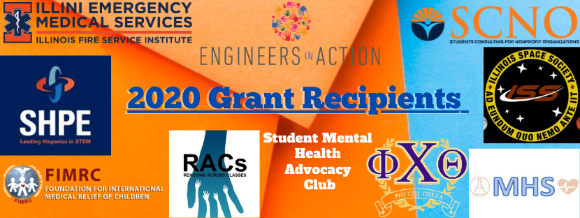 2020 Illini Dads Grants